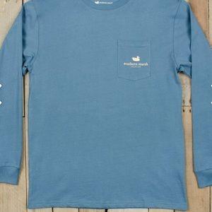 Southern marsh shirt